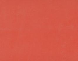 Morceau de cuir d'agneau rouge