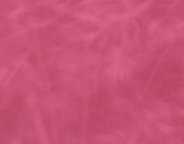 Morceau de cuir de vachette rose vintage