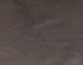 Morceau de cuir de vachette moka