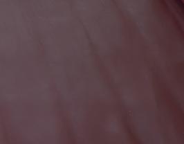 Morceau de cuir de vachette bourgogne