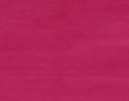 Morceau de cuir d'agneau velours fuchsia