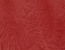 Morceau de cuir de chèvre gaufré rouge