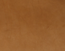 Morceau de cuir de vachette camel marbré