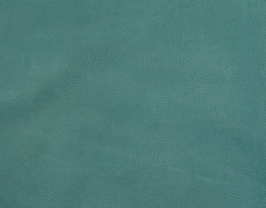 Morceau de cuir d'agneau bleu atlas