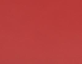 Coupon de cuir de vachette rouge