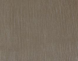 Morceau de cuir de chèvre argenté imprimé tissé