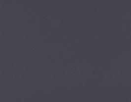 Coupon de cuir d'agneau nappa bleu nuit