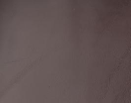 Coupon de cuir de chèvre marron foncé