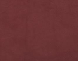 Morceau de cuir d'agneau nubuck lie de vin