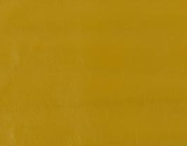 Morceau de cuir d'agneau moutarde brillant
