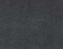 Morceau de cuir de chèvre nubuck gris foncé