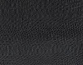 Morceau de cuir de chèvre noir imprimé serpent