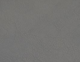 Coupon de cuir de vachette gris moyen