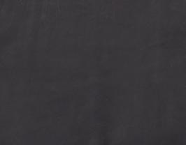 Morceau de cuir de chèvre nubuck noir