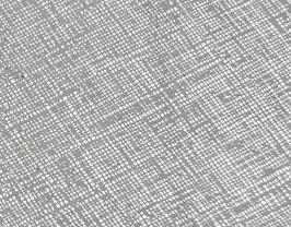 Coupon de cuir de vachette argenté métallisé