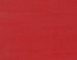 Morceau de cuir de chèvre nappa rouge