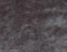 Morceau de cuir de vachette gris marbré vernis