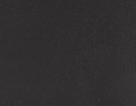 Coupon de cuir d'agneau noir ultra