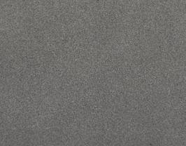 Coupon de cuir de vachette suède gris