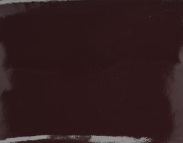 Coupon de cuir de vachette bourgogne vernis