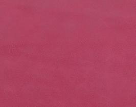 Morceau de cuir de vachette rose imprimé lézard