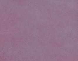 Coupon de cuir de chèvre nappa rose violette