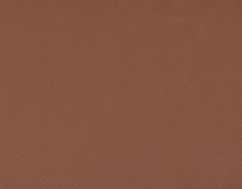 Morceau de cuir de vachette perforé cognac