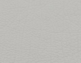 Coupon de cuir de vachette grainé ivoire