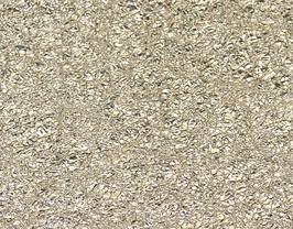 Coupon de cuir de chèvre grainé doré métallisé