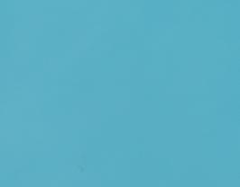 Coupon de cuir de vachette bleu ciel