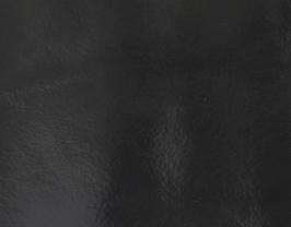 Coupon de cuir de vachette gris foncé vernis