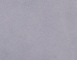 Coupon de cuir d'agneau velours gris bleuté