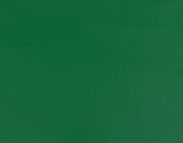 Coupon de cuir d'agneau nappa vert royal