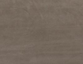 Morceau de cuir de veau nubuck beige foncé