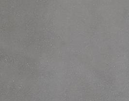 Morceau de cuir de vachette nubuck argenté pailleté