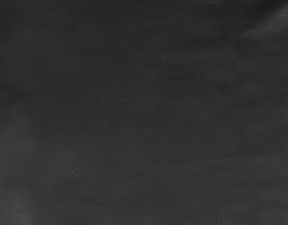 Morceau de cuir de vachette nappa noir