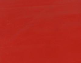 Morceau de cuir de chèvre rouge