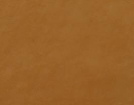 Morceau de cuir de vachette nubuck camel
