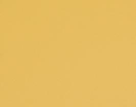 Morceau de cuir de vachette jaune vanille