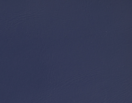 Coupon de cuir de vachette bleu navy