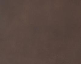 Coupon de cuir de vachette chocolat
