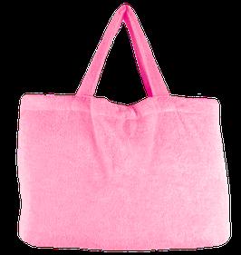 BEACH BAG - Rosé - Pur