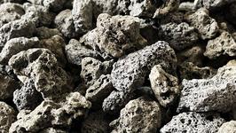 Lava Dekor / Lava Mulch im Sack á 25kg (Neu im Sortiment)