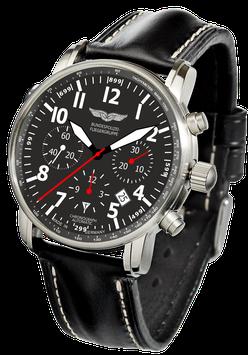 Bundespolizei Fliegergruppe Automatik- Chronograph mit ETA Valjoux 7753