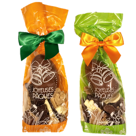 Fritures 3 chocolats + oeuf      170gr
