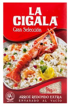 Reis La Cigala  1 kg