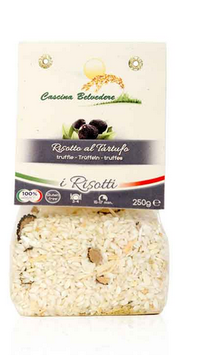 Risotto mit Trüffel,  250g Packung