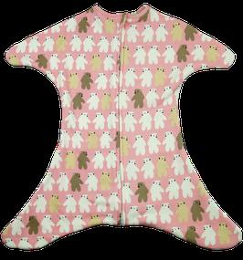 Eisbären rosa
