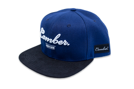 To Hell Snapback Blue