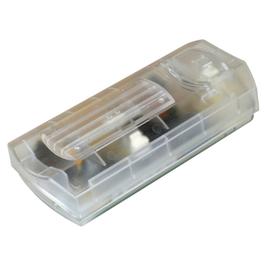Snoerdimmer T1, Transparant, 7-110W/VA, LED 3-35W
